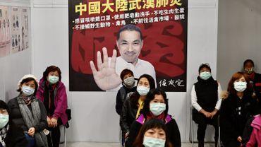 Reprise massive de la fabrication de masques en Chine
