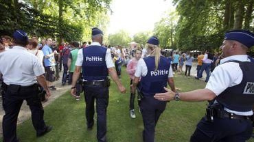 Coronavirus: la police de Bruxelles-Midi va renforcer ses patrouilles ce week-end