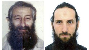 Cheikh Bassam Ayachi et Raphaël Gendron.