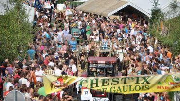 Les Fêtes gauloises, ce week-end du 15 août à Neufchâteau