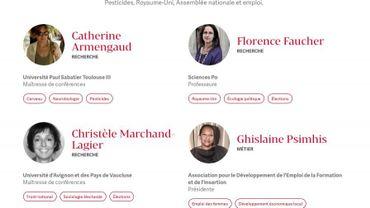 En France, Les Expertes donnent de la voix