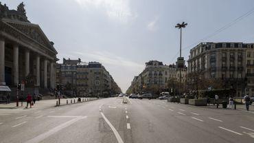 Les boulevards du centre, sans voitures cet été.