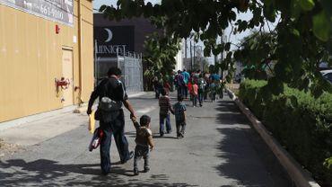 Immigration aux Etats-Unis: 313 enfants honduriens séparés de leurs parents
