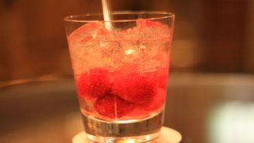 Le cocktail Kashenka du Bar Hemingway.