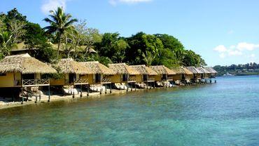 Iririki, dans l'archipel de Vanuatu