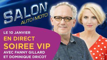 Classic 21 en direct de la soirée VIP du Salon Auto Moto