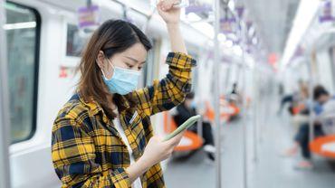 Coronavirus en Chine: 127 nouveaux cas rapportés en un jour, un nombre record en plus de trois mois