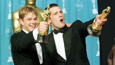 Matt Damon et Ben Affleck sont tous les deux producteurs de cette série futuriste
