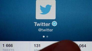 Le compte officiel de Twitter, le 7 novembre 2013 à Rennes