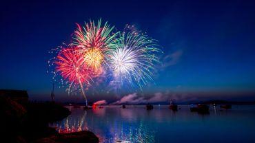 5000 tonnes de particules fines s'envoient en l'air lors de la soirée du Nouvel An en Allemagne