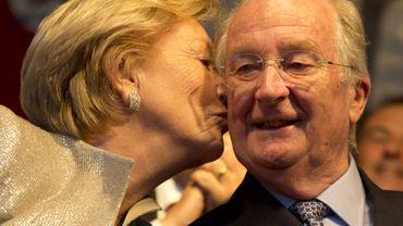 """""""Un gros kiss"""" : le petit mot doux d'Albert II à son épouse"""