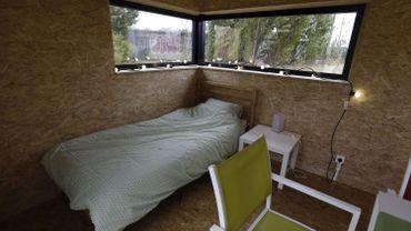 Un projet pilote pour créer du logement à des personnes sans-abri à Bruxelles