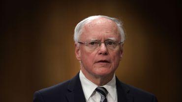 James Jeffrey, émissaire américain pour la Syrie