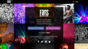 Fans.com : le sous-Facebook du musical