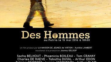 """""""Des Hommes"""", un documentaire de la MJ Virton"""