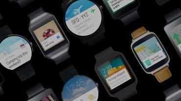 """Android Wear, le système d'opération pour montres connectées de Google, pourrait se transformer en """"Wear OS"""""""