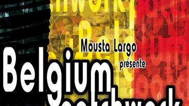 """Le visuel du """"Belgium Patchwork"""" de Mousta Largo"""