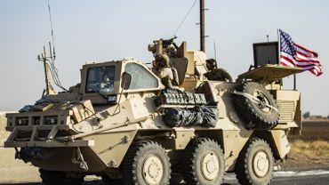Près de 1000 soldats américains vont quitter le nord de la Syrie