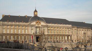 Alerte à la bombe ce lundi au Palais de Justice de Liège.