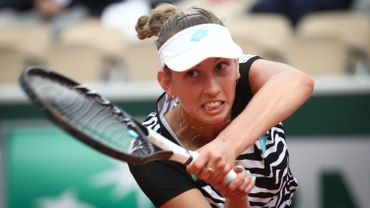 Elise Mertens deuxième Belge en demi-finales du double