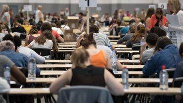Etudes de médecine: un étudiant sur 5 a réussi la seconde épreuve de l'examen d'entrée