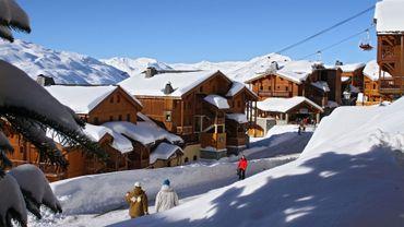 Le village de Val Thorens