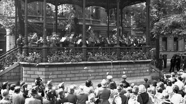 La vie musicale en Belgique durant le Seconde Guerre mondiale
