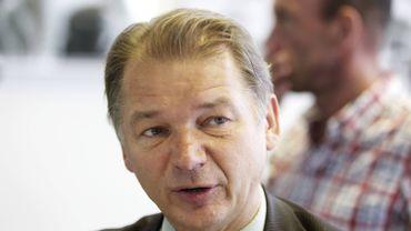 Le député européen Ecolo Philippe Lamberts