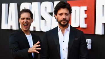 """La série espagnole """"La Casa de papel"""" a été la plus vue sur les plateformes de vidéos par abonnement en France en 2020."""