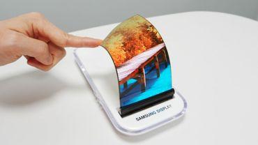 Le premier smartphone pliable de Samsung pour cette année ?