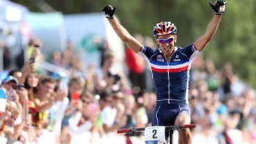 Julien Absalon, double champion olympique de VTT, prend sa retraite