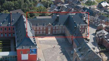 Stavelot: un nouveau centre culturel sera construit dans l'aile de l'Abbaye