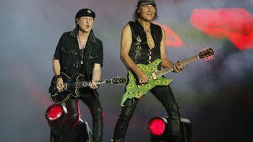 Participez au nouveau clip de Scorpions!