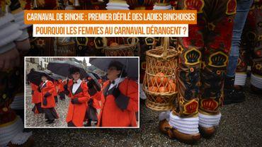 """Colette: """"Les ladies Binchoises sont ridicules"""""""