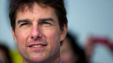 "Tom Cruise fera son grand retour au cinéma fin mai/début juin 2014 dans le film de guerre futuriste ""Edge of Tomorrow"""