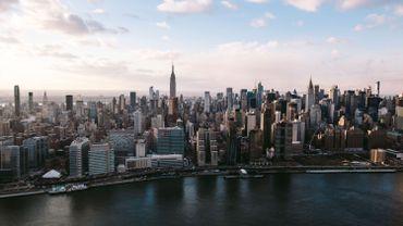 La ville de New-York est pourvue de nombreux gratte-ciel