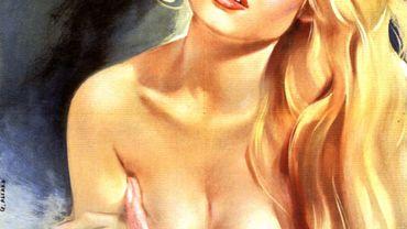 "Sorti en 1963, ""Le Mépris"" a immortalisé Brigitte Bardot"