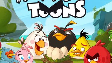 """""""Angry Birds Toons"""""""