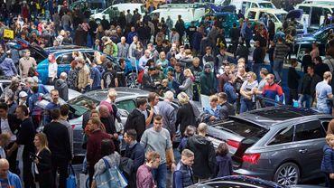Chaque année, la grand messe de l'automobile attire la foule