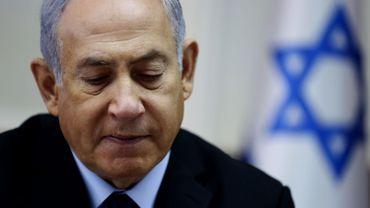 Benjamin Netanyahu, Premier minisitre israélien