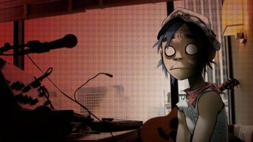 """""""The Fall"""", le dernier album de Gorillaz remonte à 2011"""