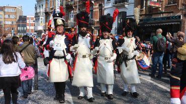 Le carnaval de Schaerbeek.