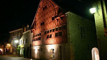 Durbuy, la Halle aux Blés