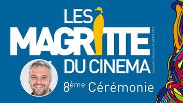 Les Magritte du Cinéma avec Jérôme Colin