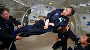 L'astrophysicien britannique Stephen Hawking est décédé le 13 mars 2018 à l'âge de 76 ans