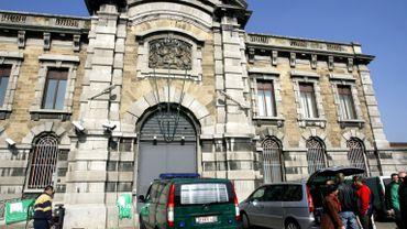 La prison de Namur doit aussi faire face à une surpopulation importante.