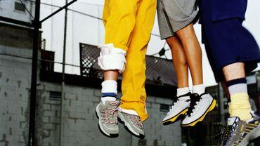 Dis-moi quelle sneaker tu portes, je te dirai d'où tu viens...
