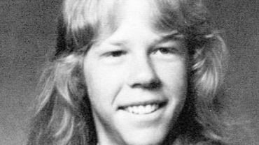 La photo du jour: James Hetfield