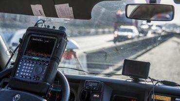 Les revenus de la taxe kilométrique sur les camions ont augmenté en 2020