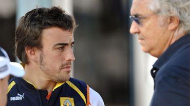 "Flavio Briatore : ""Fernando Alonso est prêt à revenir en Formule 1"""